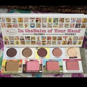 the balm Greatest Hits Volume 2